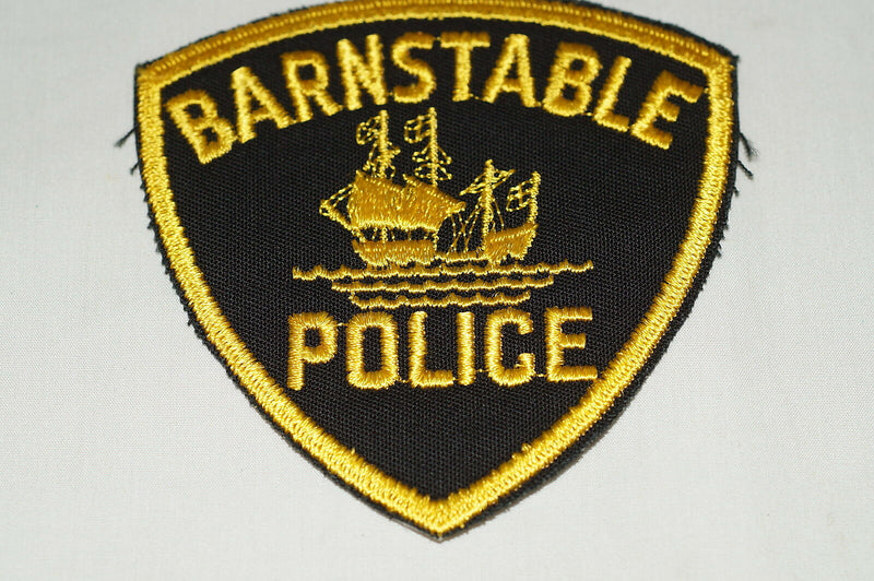 US Barnstable Massachusetts Police Patch