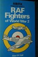Airfix Magazine Guide 6 RAF Fighters Of WW2  Reference Book
