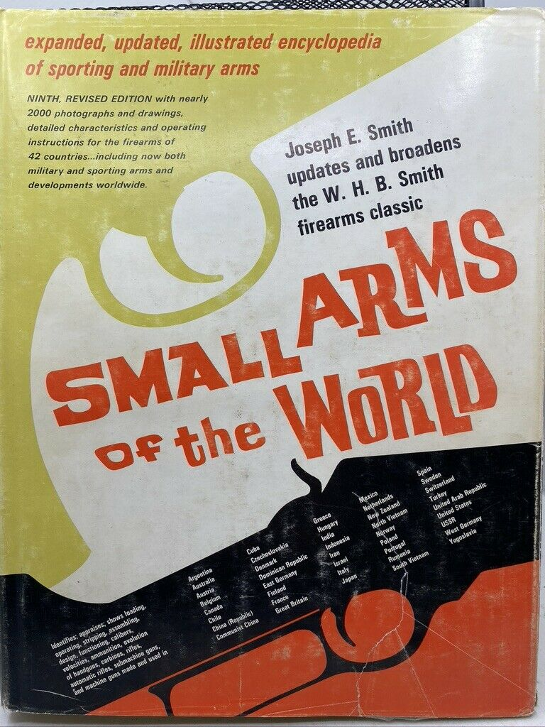 Small Arms of the World Reference Book