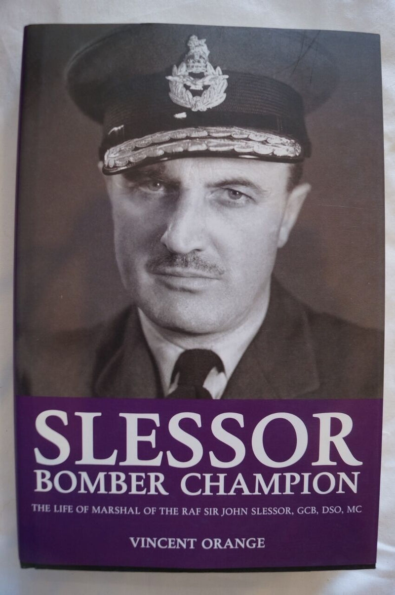 WW2 British RAF Slessor Bomber Champion Reference Book