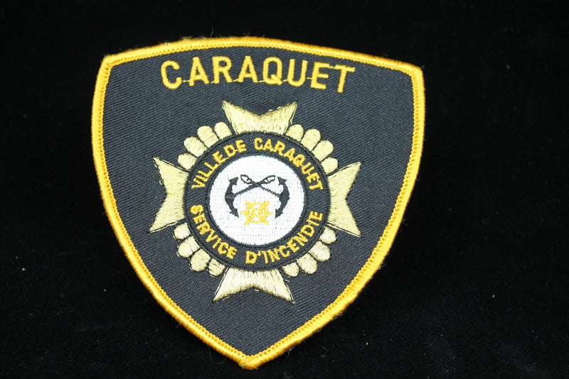 Canadian Caraquet Fire Patch