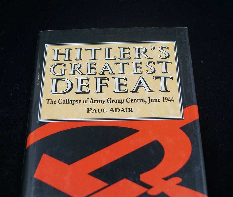 WW2 German Russian Hitlers Greatest Defeat Reference Book