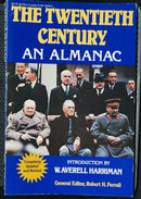 WW1 WW2 The Twentieth Century An Almanac Reference Book