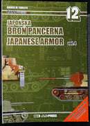 WW2 Japanese Armor Vol 4 Polish English Tank Power 12 Reference Book