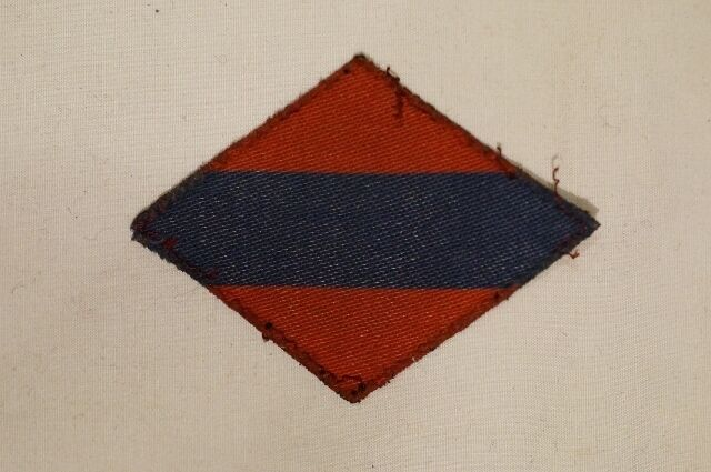 WW2 Canadian 1st Corps Canvas Patch