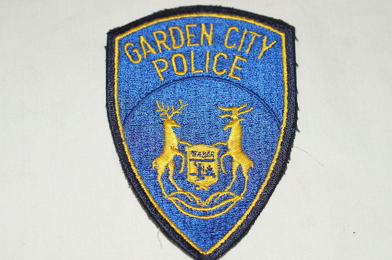 US Garden City Michigan Police Patch
