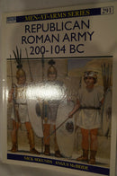 Republican Roman Army 200-104 BC Osprey Reference Book