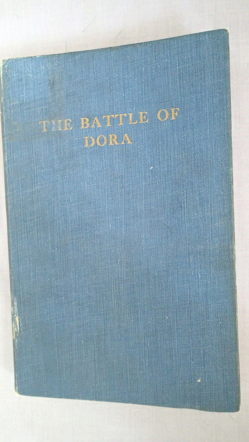 British The Battle of Dora Reference Book