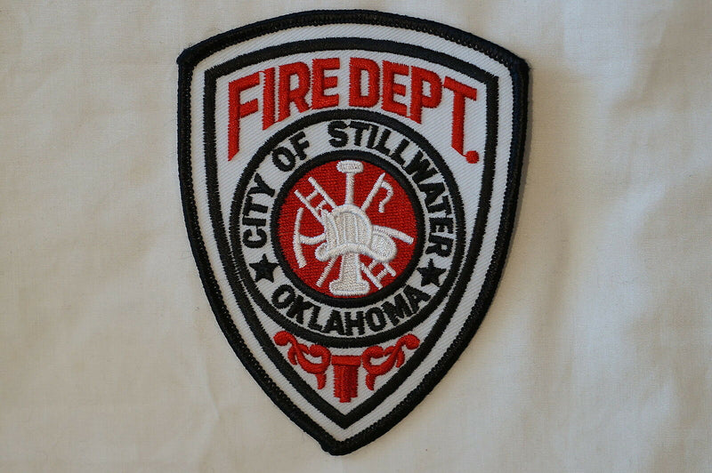 US Oklahoma City Of Stillwater Fire Dept Patch Obsolete