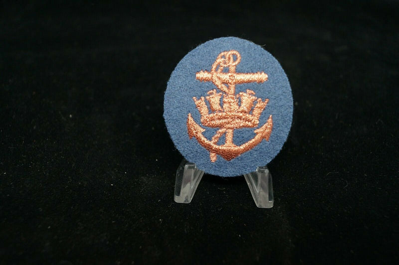 Canadian Forces RCAF Sea Service Bronze Patch Insignia