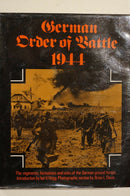 WW2 German Order Of Battle 1944 Regiments Formations Unit Forces Reference Book