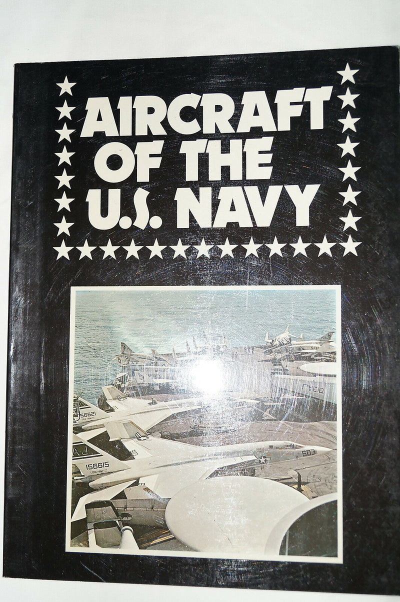 Aircraft of the US Navy Reference Book