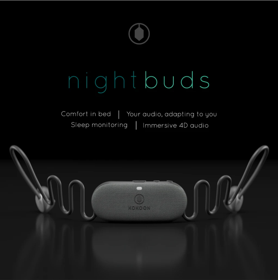 The Future of Sleep is Here - Nightbuds by Kokoon