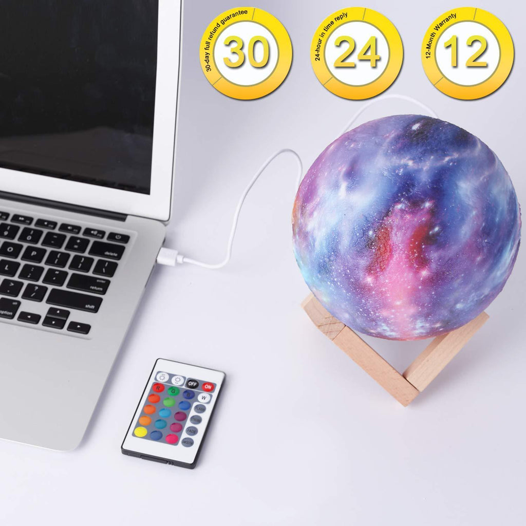 Rechargeable Galaxy Globe