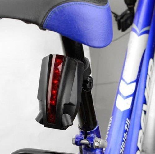 Pathway Projection Bicycle Taillight