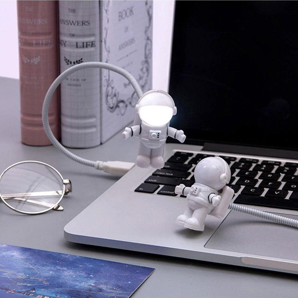 Star Kingdom Little Astronaut Expedition LED Night Light