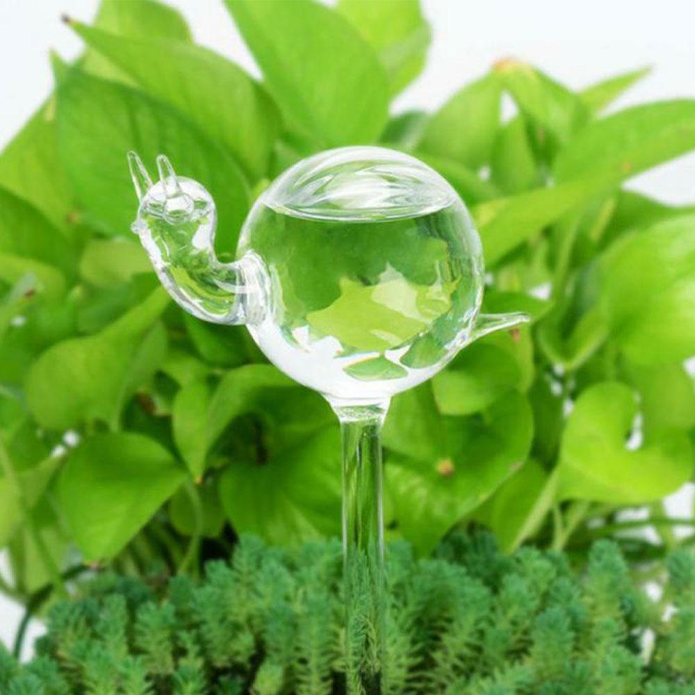 Pair of Self-Watering Plant Glass Bulbs (New Types)