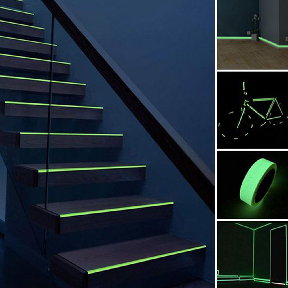 Glow in the Dark DIY Strip Tape (1.4m, 3m and 5m)