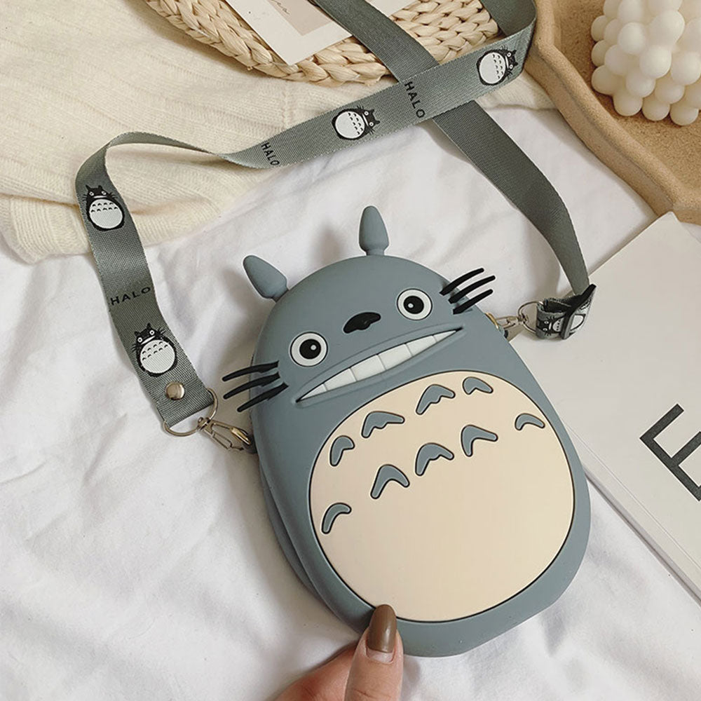 Super Cute Studio Ghibli Totoro Shoulder Bag Portable Purse