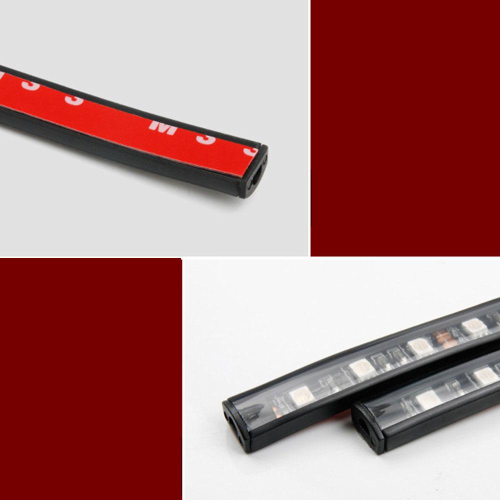 Under Dashboard LED Lighting Kit (8 Colours in 1)