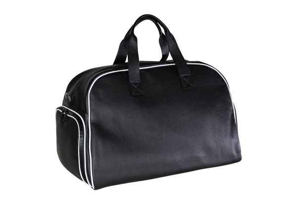 LEATHER SPORT BAG FOR ATHLETE