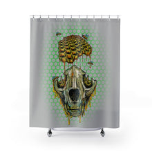 Load image into Gallery viewer, Samson & Delilah Shower Curtain