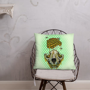 Samson & Delilah Pillow