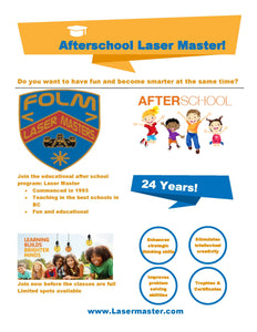 Mulgrave First Term Wednesdays After School PM Enrollment (Family Discount 2 Children)