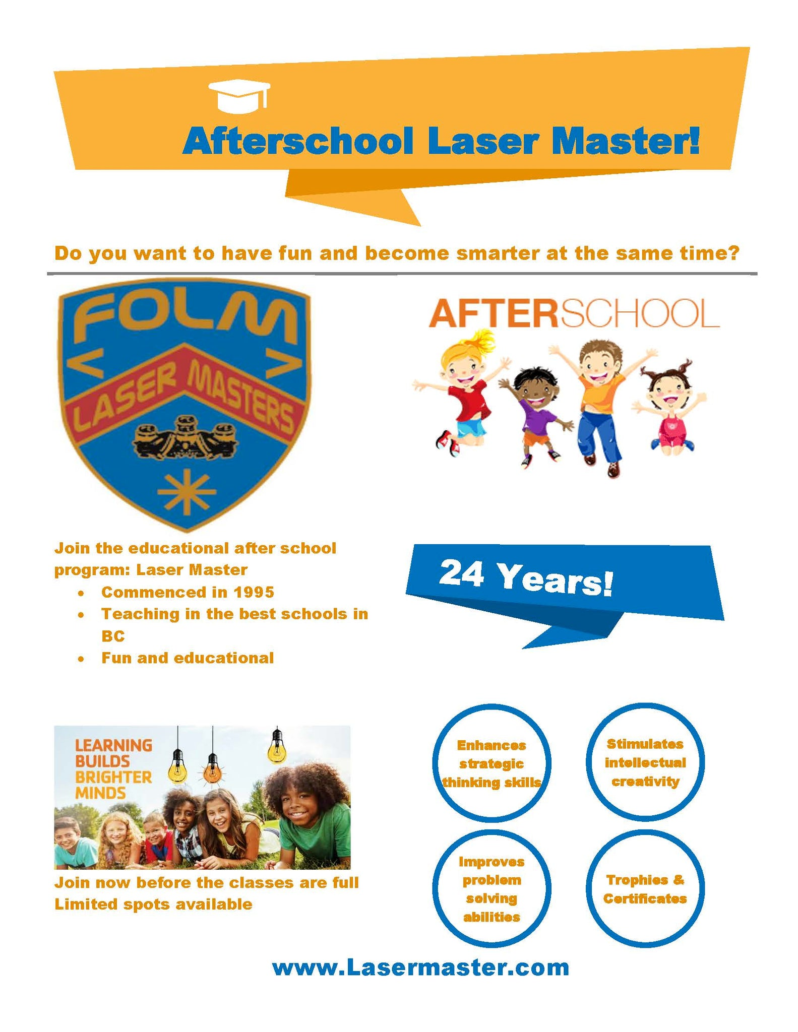 Mulgrave First Term Wednesdays After School PM Enrollment (Family Discount 3 Children)