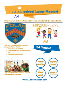 Mulgrave First Term Tuesdays Before School AM ENROLLMENT (Family Discount 3 Children)