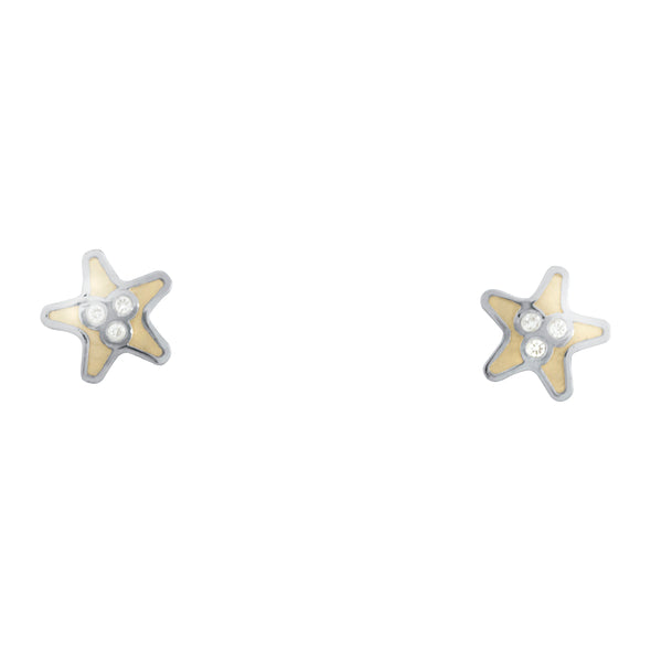 Cercei Little Star aur 14 k