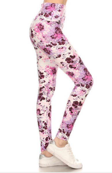 Rose of the Isle Leggings