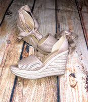 Tulum Wedge Sandals