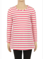 Kids Striped Top  ( 2 colors)