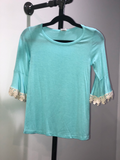 Bell Sleeve Top- 5 colors