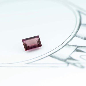 2.04 ct Pink Tourmaline - Canterbury Jewellers Shop