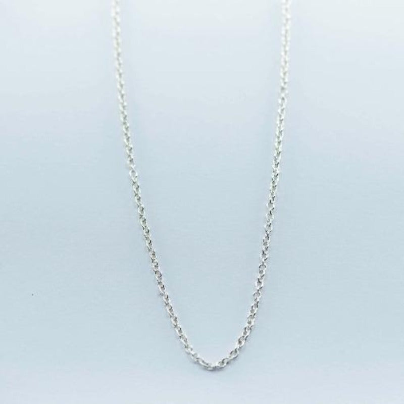 45cm Sterling Silver chain - Canterbury Jewellers Shop