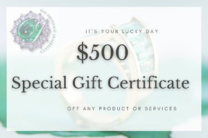 Canterbury Jewellers Gift Certificate - Canterbury Jewellers Shop