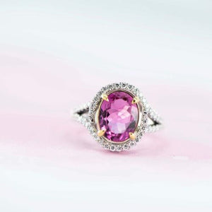 Pretty in Pink - Canterbury Jewellers Shop NZ