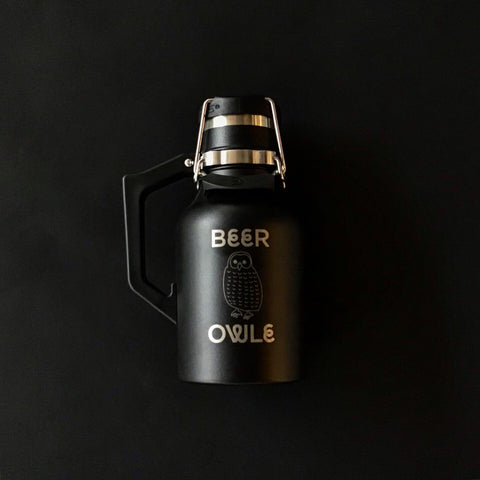 OWLE Growler 32oz/1L Drink Tanksグラウラー