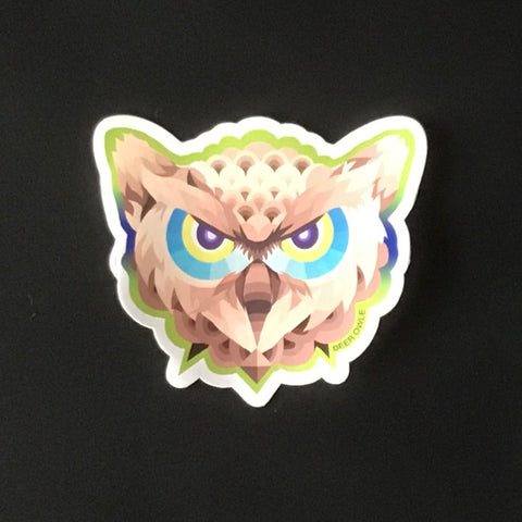 OWLE×Holhy Face Sticker size1