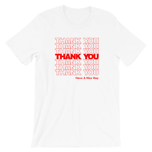 Thank You Bag Tee