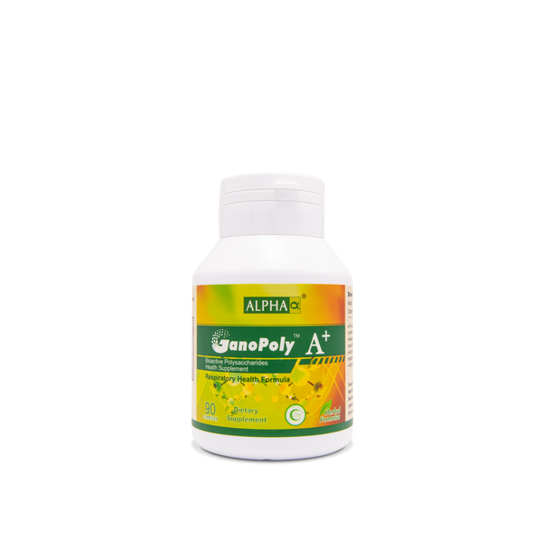 GanoPoly® A+ - Lung Health