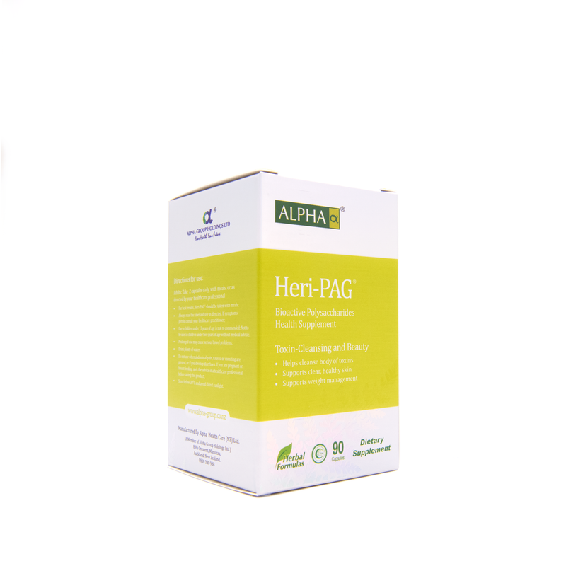 Heri-PAG® - Detox & Body Cleanse