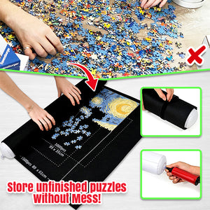 QuickRoll Puzzle Roll Up Mat