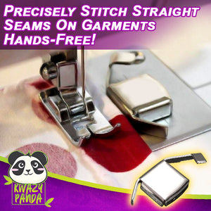 Magnetic Seam Guide Presser Foot