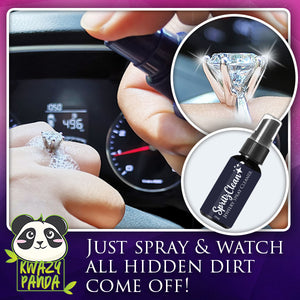 SpritzClean Jewelry Spray Cleaner