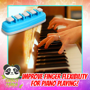 TensionTrainer Piano & Keyboard Finger Exerciser