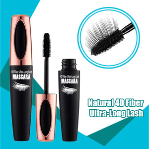 4D Fiber Ultra-Long Lash Mascara