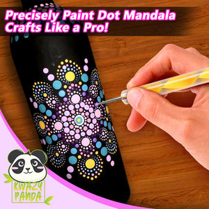 DIY Mandala Dot Painting Pen